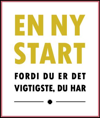 En ny start logo